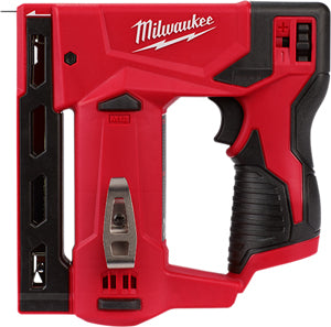 "MILWAUKEE M12 3/8"" Crown Stapler (ToolOnly) MWK2447-20 - Direct Tool Source"
