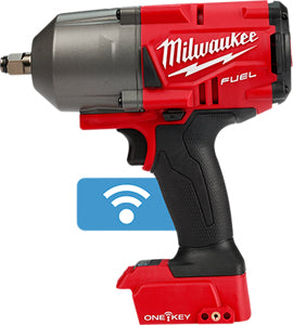 "MILWAUKEE M18 Fuel 1/2"" One Key HighTorque Impact Wrench Tool Only MWK2863-20 - Direct Tool Source"