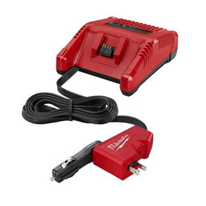 MILWAUKEE M18/M12 Multivoltage CarCharger MWK48-59-1810 - Direct Tool Source