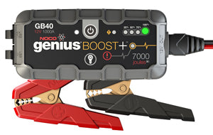 NOCO BATTERY COMPANY Boost Plus 1000A Jump Starter NKGB40