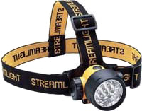 STREAMLIGHT Septor 7 LED Ultra Head-LampFlashlight SG61052