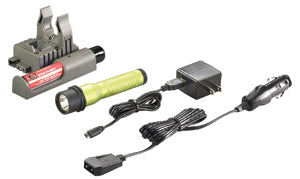 STREAMLIGHT Strion C4 LED Lime PiggybackFlashlight SG74359