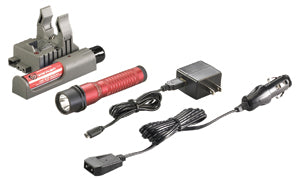 STREAMLIGHT Strion C4 LED Red PiggybackFlashlight SG74363