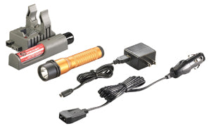 STREAMLIGHT Strion HL Orange PiggybackAC/DC SG74785 - Direct Tool Source