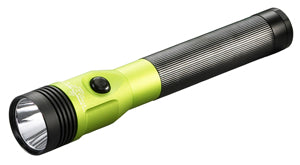 STREAMLIGHT Lime DS Stinger LED HL 640 LumFlashlight with Battery Only SG75489 - Direct Tool Source