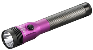 STREAMLIGHT Purple DS Stinger LED HL 800 LFlashlight with Battery Only SG75493