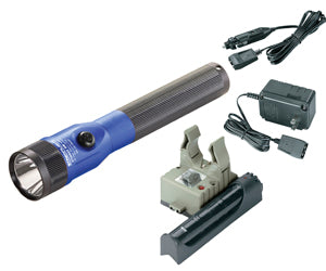 STREAMLIGHT Blue LED Piggyback StingerAC/DC Kit SG75613 - Direct Tool Source
