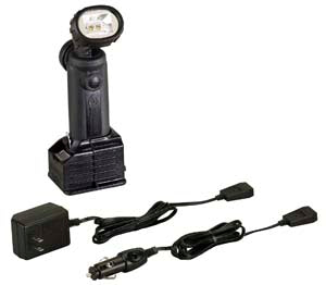 STREAMLIGHT Knucklehead Black Magnetic C4Recharge Worklight 120V AC DC SG90607