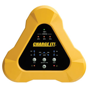 SOLAR 6/2 Amp 6/12V CEC Battery Charger SICI4506 Charge IT! - Direct Tool Source