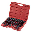 "SUNEX 43 Pc 1/2"" Dr. Metric Master SU2569 2569 - Direct Tool Source"