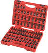 "SUNEX TOOL 84 Piece 3/8"" Dr. Master HexBit Impact Socket Set SU3569 - Direct Tool Source"