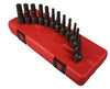 "SUNEX  TOOL 13Pc 3/8"" Dr Fractional &Metric Hex Impact Driver Set SU3649 - Direct Tool Source"