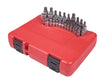 SUNEX TOOL 34 Piece Master Star SocketSet SU9934 - Direct Tool Source