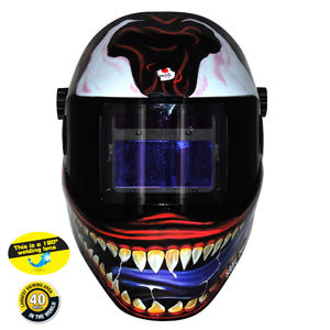 SAVE PHACE INC KANNIBAL RFP Series Auto Darkening Welding Helmet SV3011674