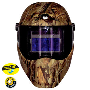 SAVE PHACE INC WAR PIG RFP Series Auto Darkening Welding Helmet SV3011704 - Direct Tool Source