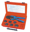 S & G TOOL AID Quick Change RatchetingTerminal Crimping Kit TA18960 - Direct Tool Source