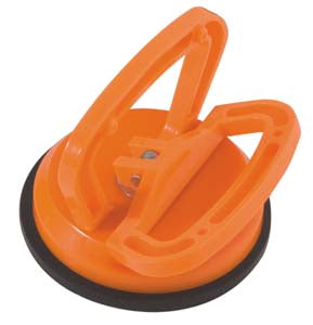 S & G TOOL AID Single Suction Cup PullerLever Activated TA87360