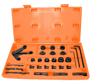 TECH TOOLS Universal Broken Exhaust StudDrill Guide Kit TT1702
