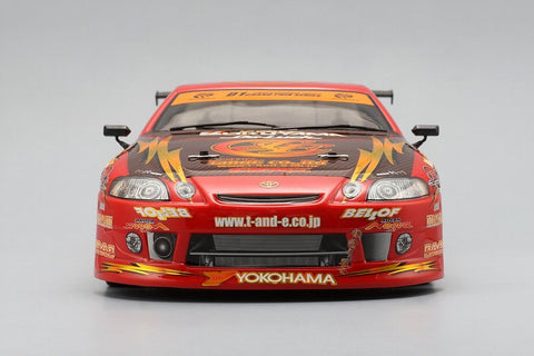 Yokomo 1/10 Drift Package D1 Version VERTEX RIDGE TE3006 SOARER Car Kit
