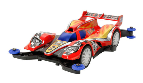Tamiya Mini 4WD Heat Edge (MA Chassis)