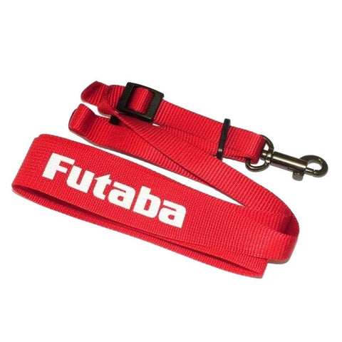 Futaba Transmitter Neck Strap - Red