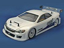 RiDE 1/10 Body Subaru Impreza WRX STi 4 Door (Regular weight)