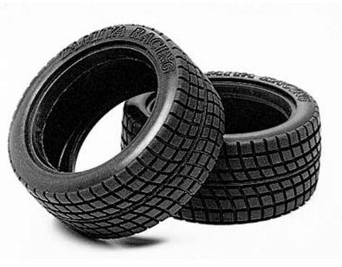 Tamiya M-Chassis Radial Tires (2 pieces)