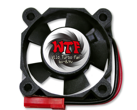Wild Turbo Fan (WTF) 30mm Ultra High Speed