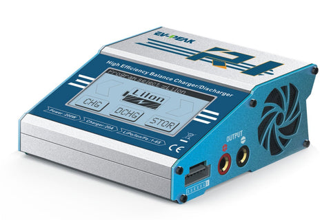EV-Peak R1 200W 20Amp Touch Screen NiMH / LiPO Battery Balance Charger (DC Only)