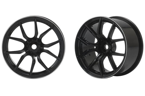 Yokomo (+4) RAYS Gram Lights 57 FXX Drift Wheels (2 Pieces)