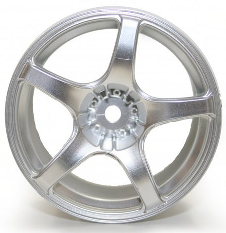Yokomo (+4) Enkei RP-03 Drift Wheels (2 Pieces)