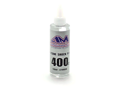 Arrowmax 400 Silicone Shock Oil (110ml)