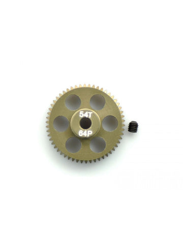 Arrowmax Pinion Gear 64P 54T (7075 Hard)
