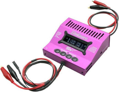 MuchMore CTX-C Master Andy Moore LiPo Battery Charger(PP) (Li-Po/Ni-Mh/Ni-Cd )