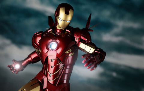 Hot Toys Ironman 2: Mark IV (BIB)