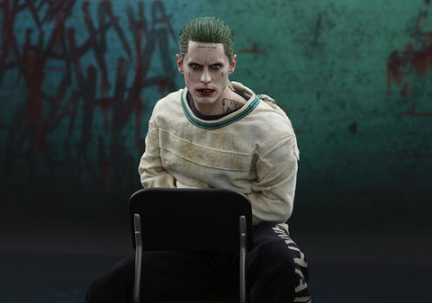Hot Toys Suicide Squad: The Joker (Arkham Asylum Version) (2016 Toy Fair Exclusive)