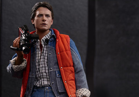 Hot Toys Back To The Future: Marty McFly