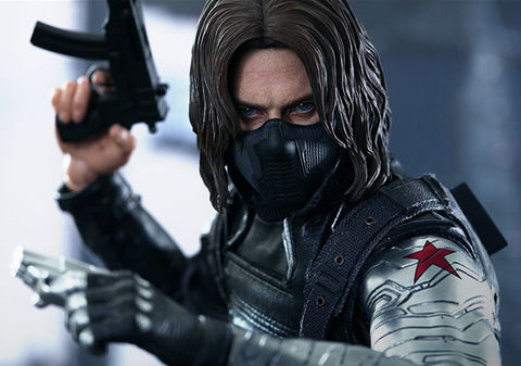Hot Toys Captain America The Winter Soldier: Winter Soldier