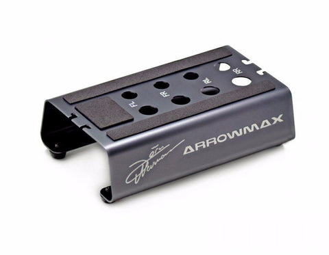 Arrowmax Set-Up Frame (X) for 1/10 Off Road Cars with Jörn Neumann Signature