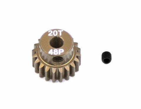 Arrowmax Pinion Gear 48P 20T (7075 Hard)