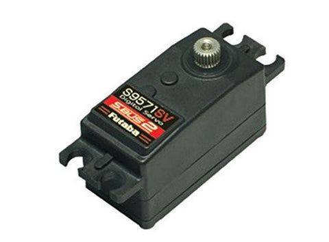 Futaba Low Profile Metal Gear Servo S9571SV