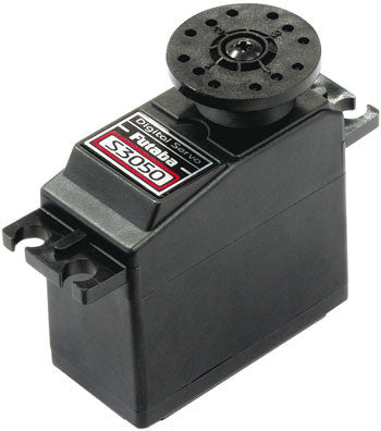 Futaba S3050 Digital Standard High Torque BB MG Servo