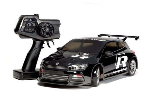 Tamiya 1/10 XB Volkswagen Scirocco GT Drift Spec (TT-01D chassis TYPE-E) - RTR