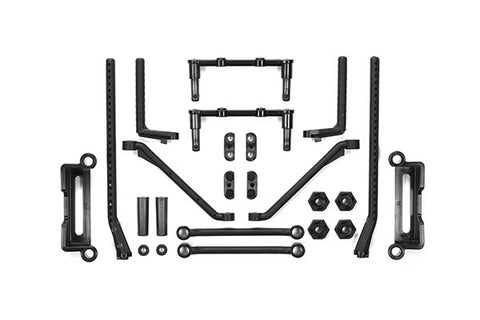 Tamiya M-07 Concept A Parts - (Body Mounts)