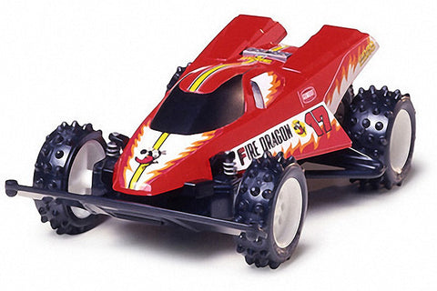 Tamiya Mini 4WD Fire Dragon Jr. (Type 1 Chassis) Limited Re-Release
