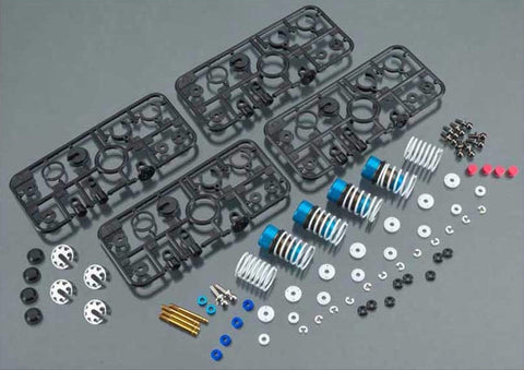 Tamiya TRF Special Shock Works Edition M-Chassis (4 Pieces)