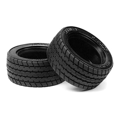 Tamiya 60D Super Grip Radial Tires M-Chassis (2 Pieces)