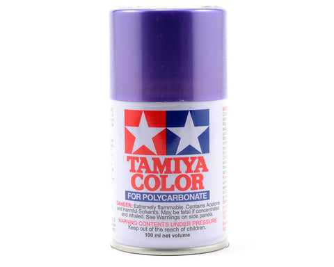 Tamiya Polycarbonate Spray Paint PS-51 Purple Anodized Aluminum