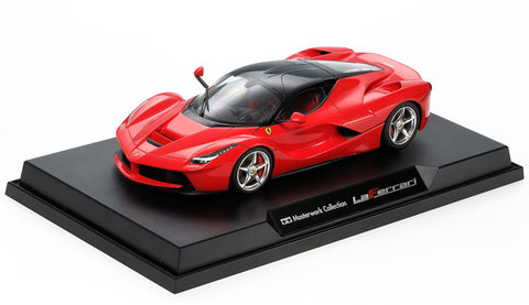 Tamiya 1/24 LaFerrari (Red) Masterwork Collection - Finished Model
