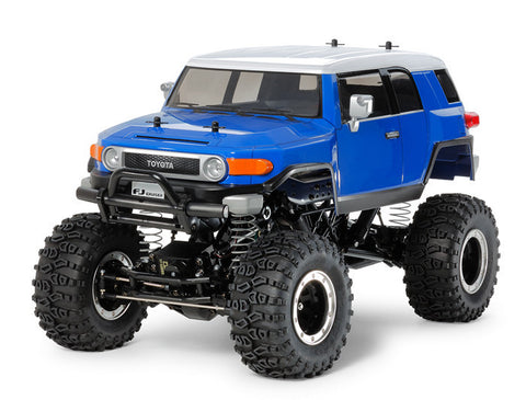 Tamiya 1/10 Toyota FJ Cruiser (CR-01 Chassis) Limited Edition